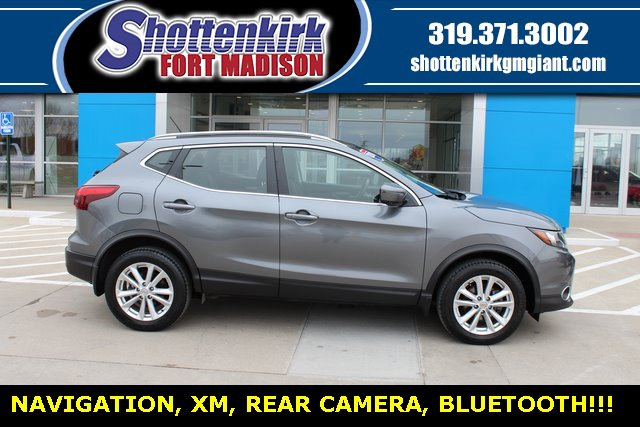 Used 2018 Nissan Rogue Sport in Fort Madison, IA