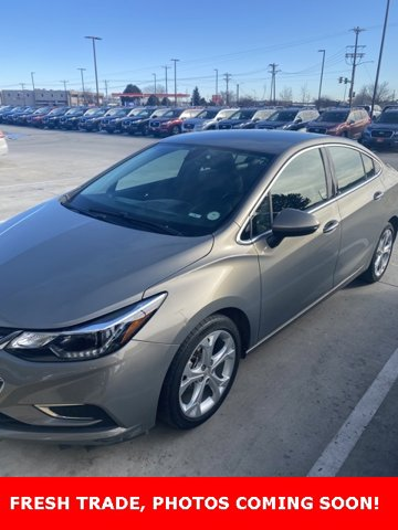Used 2017 Chevrolet Cruze in Fort Collins, CO