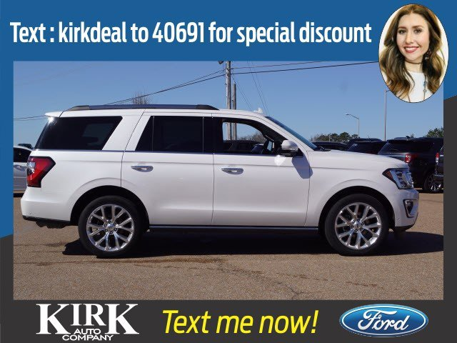 Used 2019 Ford Expedition in Grenada, MS
