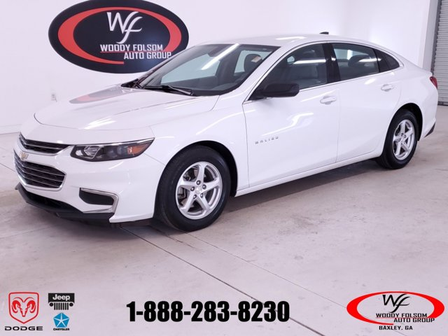 Used 2017 Chevrolet Malibu in Baxley, GA