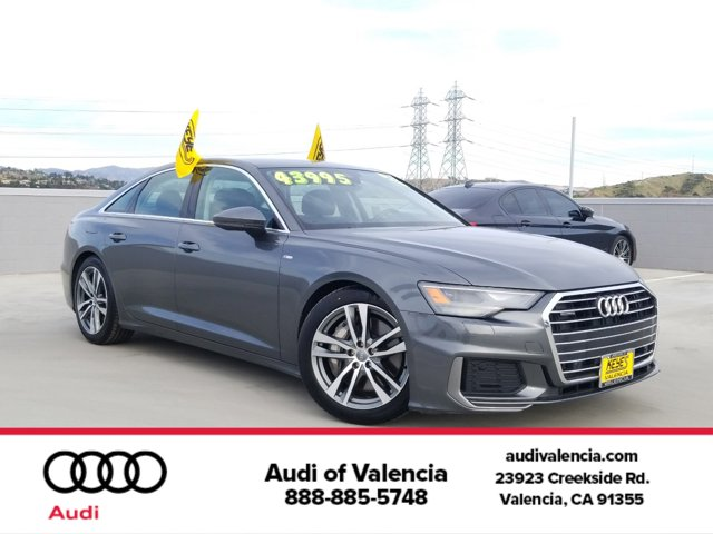Used 2019 Audi A6 in , CA
