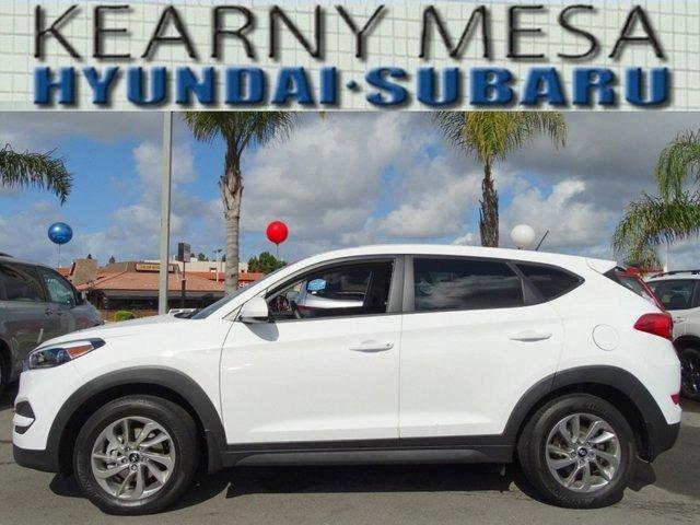 Used 2017 Hyundai Tucson in Chula Vista, CA