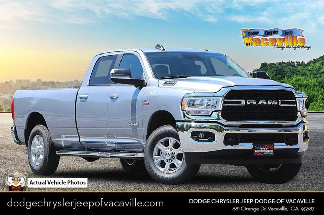 2020 Ram 2500 Big Horn Big Horn 4x4 Crew Cab 8′ Box Intercooled Turbo Diesel I-6 6.7 L/408 [1]