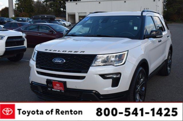 Used 2018 Ford Explorer in Renton, WA
