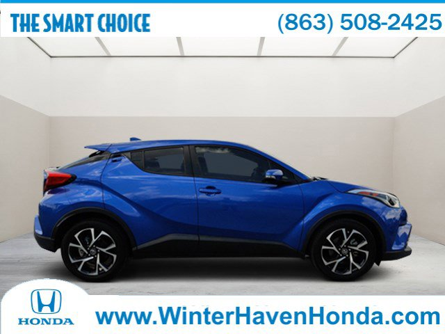 Used 2018 Toyota C-HR in Winter Haven, FL