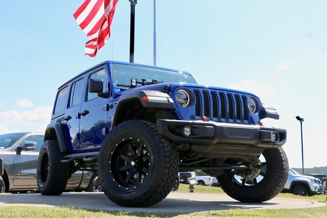 Used 2018 Jeep Wrangler Unlimited in , TX