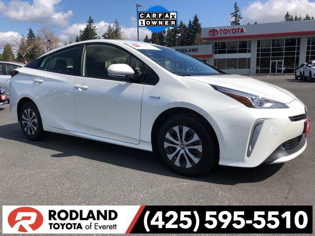 Used 2019 Toyota Prius in Everett, WA