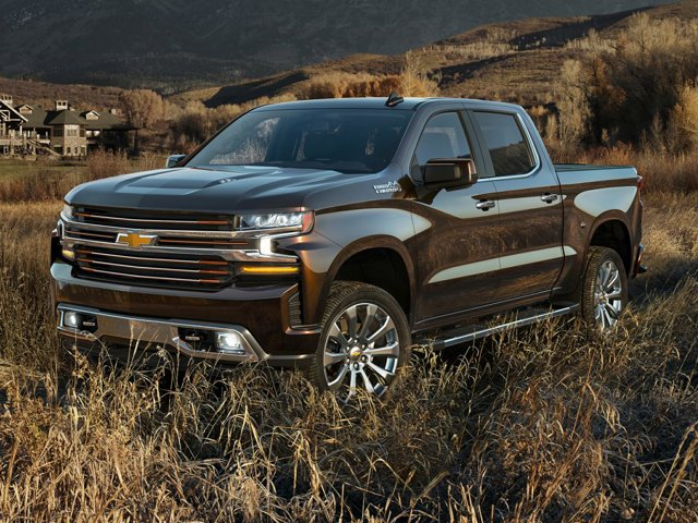 2019 Chevrolet Silverado MD Work Truck 2WD Reg Cab Work Truck Turbocharged Diesel V8 6.6L/402 [0]
