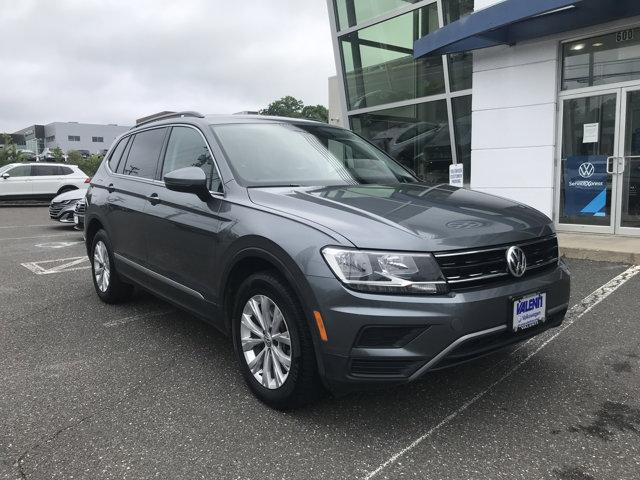 2018 Volkswagen Tiguan SE Turbocharged All Wheel Drive Power Steering ABS 4-Wheel Disc Brakes