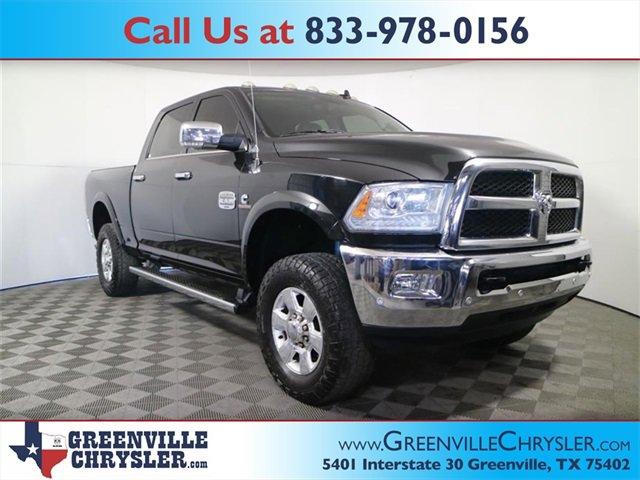 Used 2018 Ram 2500 in Greenville, TX