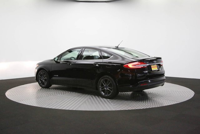 2018 Ford Fusion Hybrid for sale 124604 58