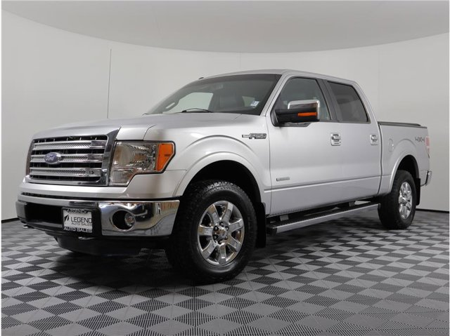 2013 Ford F-150 Lariat Pickup 4D 5 1/2 ft