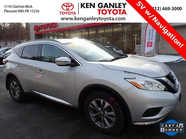Used 2016 Nissan Murano in Pleasant Hills, PA