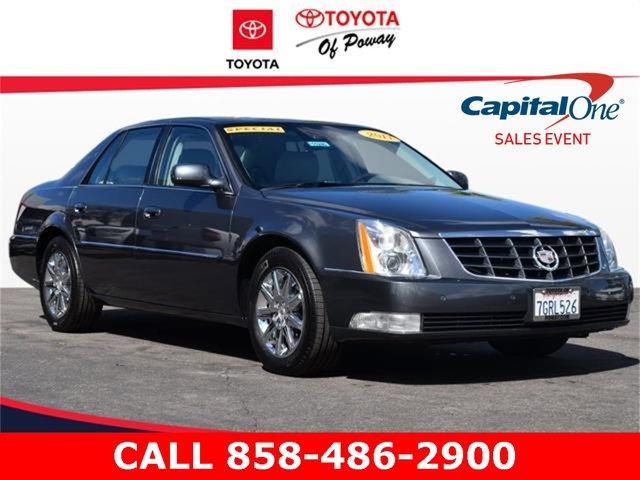 Used 2011 Cadillac DTS in Poway, CA