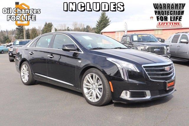 Used 2018 Cadillac XTS in Sumner, WA