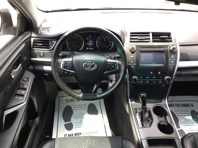 Used 2015 Toyota Camry 4dr Sdn I4 Auto SE