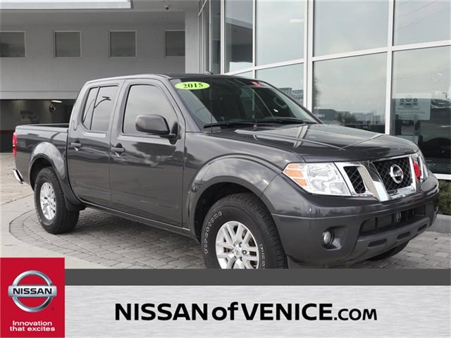 Used 2015 Nissan Frontier in Venice, FL