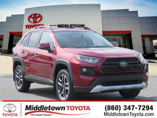 New 2019 Toyota RAV4 in Middletown, CT