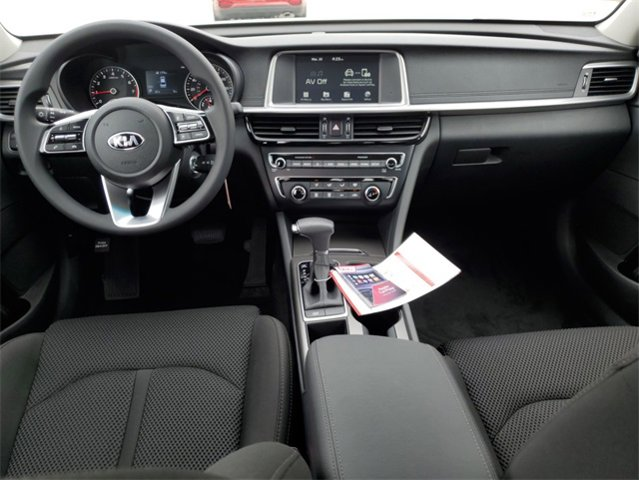 New 2019 KIA Optima in Lakeland, FL