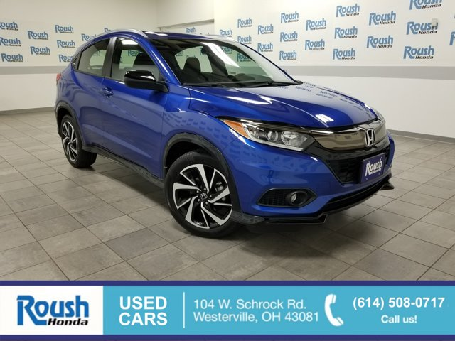 Used 2019 Honda HR-V in Westerville, OH