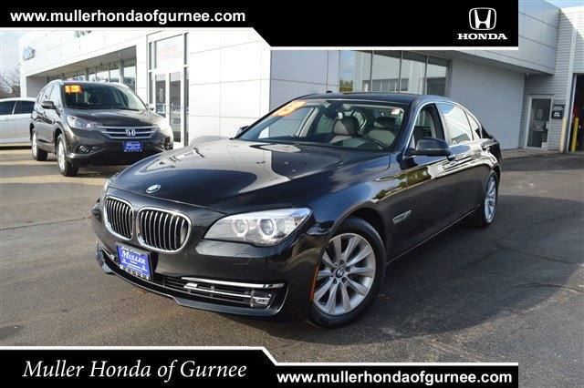 Used 2013 BMW 7 Series in Gurnee, IL