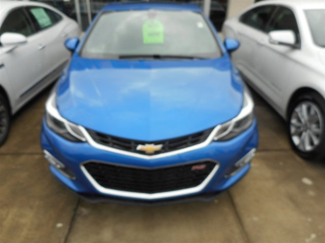 New 2017 Chevrolet Cruze in Arcadia, FL