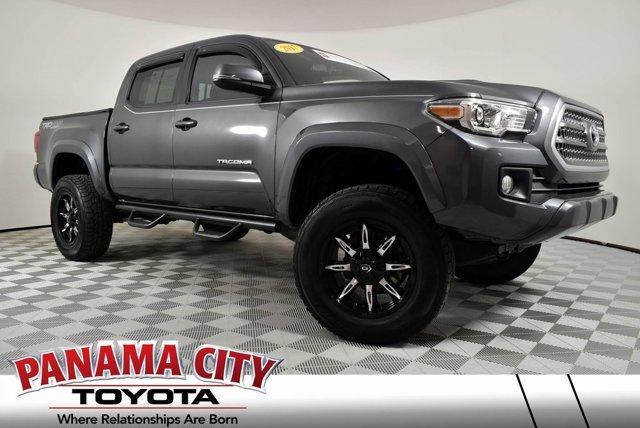 Used 2017 Toyota Tacoma in Panama City, FL