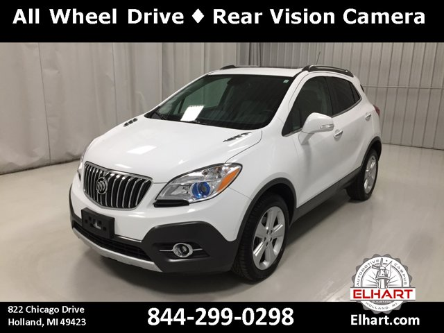2016 Buick Encore Convenience