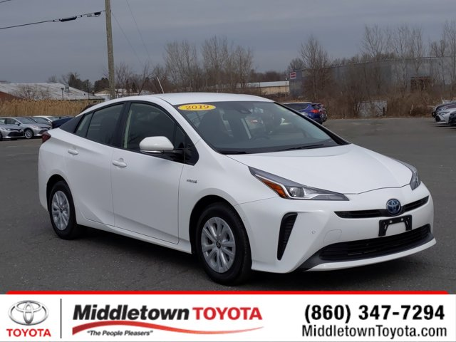 Used 2019 Toyota Prius in Middletown, CT