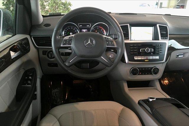 Used 2015 Mercedes-Benz GL-Class 4MATIC 4dr GL 350 BlueTEC