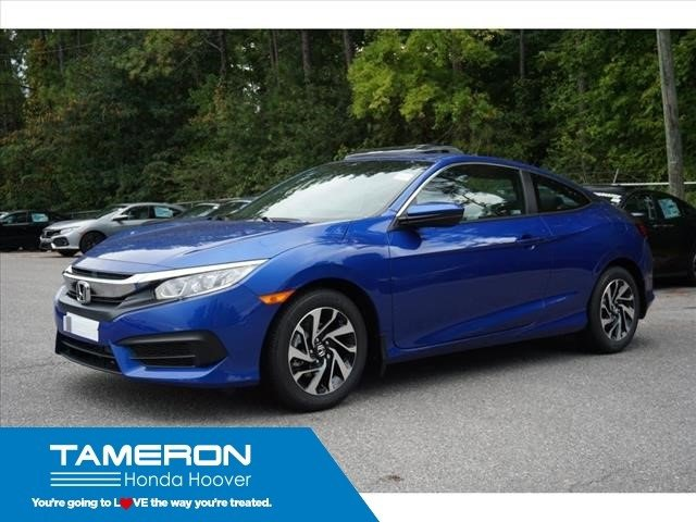 Used 2018 Honda Civic Coupe in Gadsden, AL