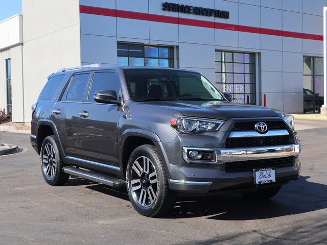 Used 2018 Toyota 4Runner in Laramie, WY
