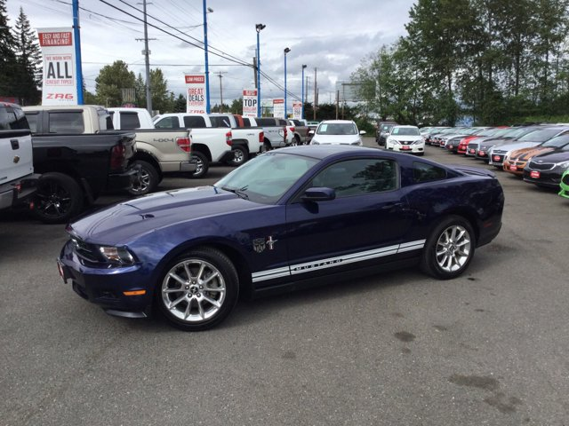 Used 2011 Ford Mustang 2dr Cpe V6 Premium