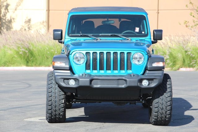 2019 Jeep Wrangler Unlimited Sport S 2