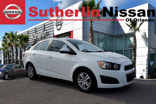 Used 2014 Chevrolet Sonic in Orlando, FL