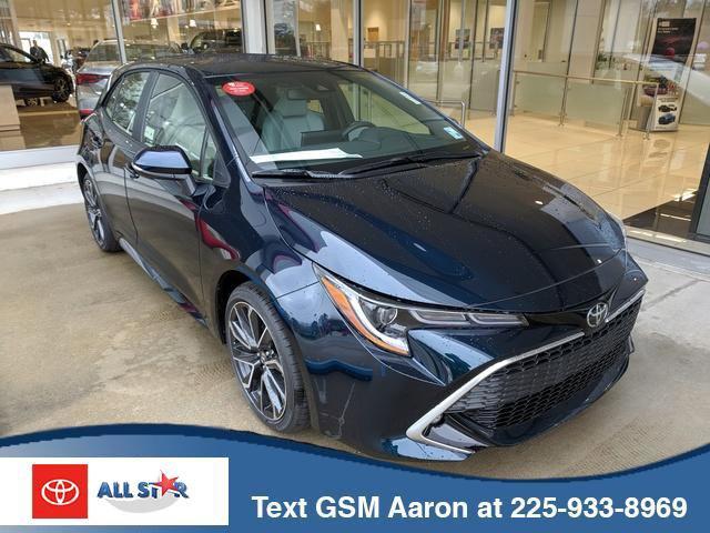 New 2020 Toyota Corolla Hatchback in Baton Rouge, LA