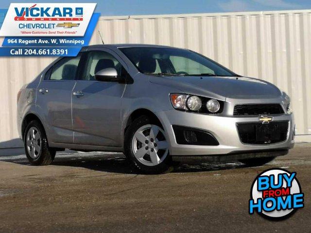 2014 Chevrolet Sonic LT 4dr Sdn LT Auto Gas I4 1.8L/110 [1]