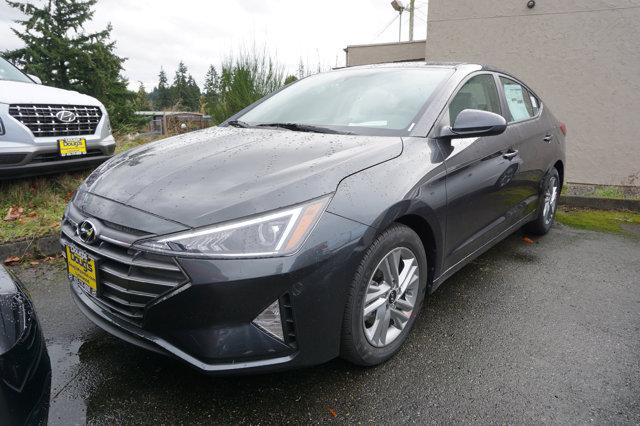 New 2020 Hyundai Elantra in Edmonds Lynnwood Seattle Kirkland Everett, WA
