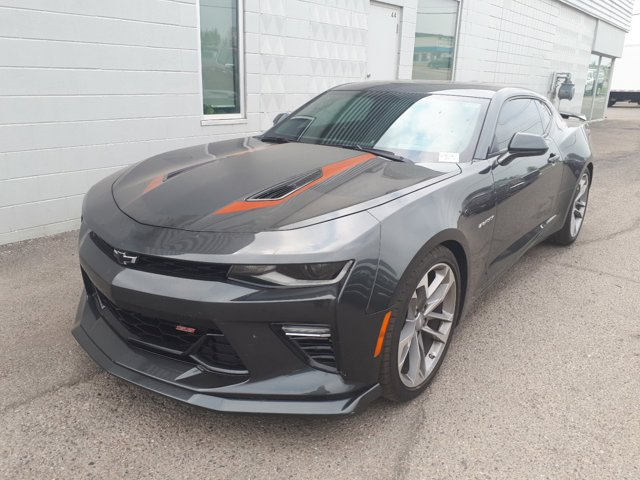 2017 Chevrolet Camaro 2SS | COUPE | AUTO | LEATHER 2dr Cpe 2SS Gas V8 6.2L/376 [1]