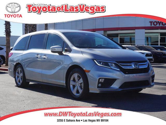 2018 Honda Odyssey EX EX Auto Regular Unleaded V-6 3.5 L/212 [0]