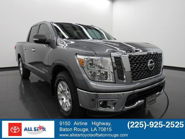 Used 2018 Nissan Titan in Baton Rouge, LA