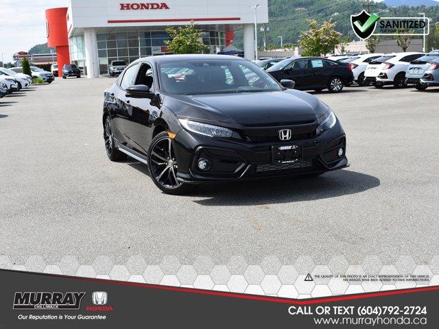 2020 Honda Civic Sedan Sport Sport CVT Regular Unleaded I-4 2.0 L/122 [3]