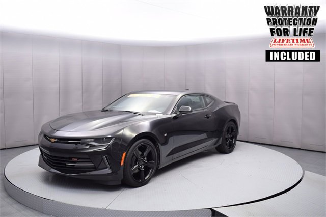 Used 2017 Chevrolet Camaro in Sumner, WA