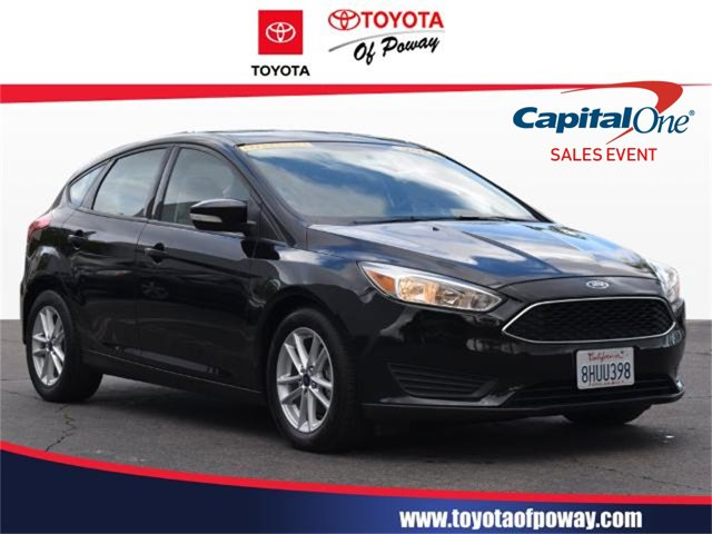 Used 2017 Ford Focus in Poway, CA