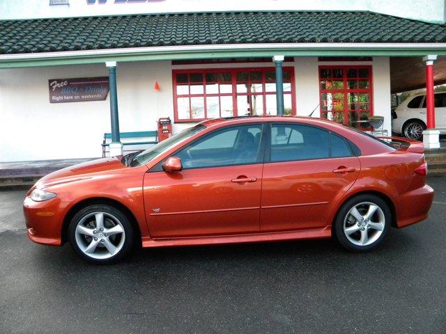 Used 2004 Mazda Mazda6 5dr HB s Auto V6
