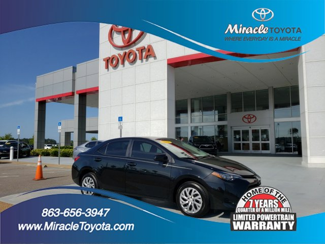 Used 2019 Toyota Corolla in Haines City, FL