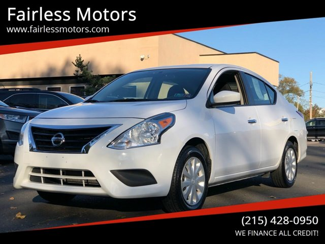 Used 2017 Nissan Versa in Fairless Hills, PA
