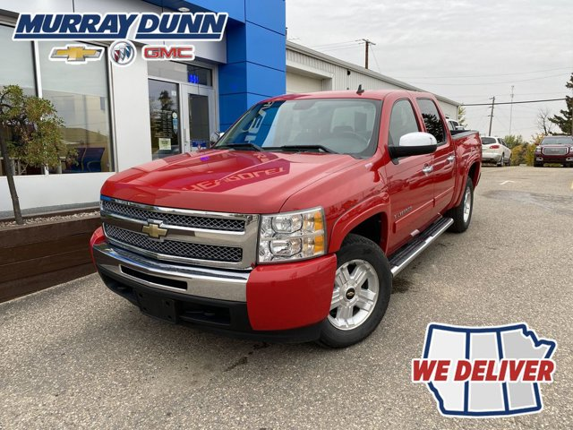 2011 Chevrolet Silverado 1500 *4X4, AFFORDABLE TO OWN* LT 4WD Crew Cab 143.5″ LT Gas/Ethanol V8 5.3L/323 [1]