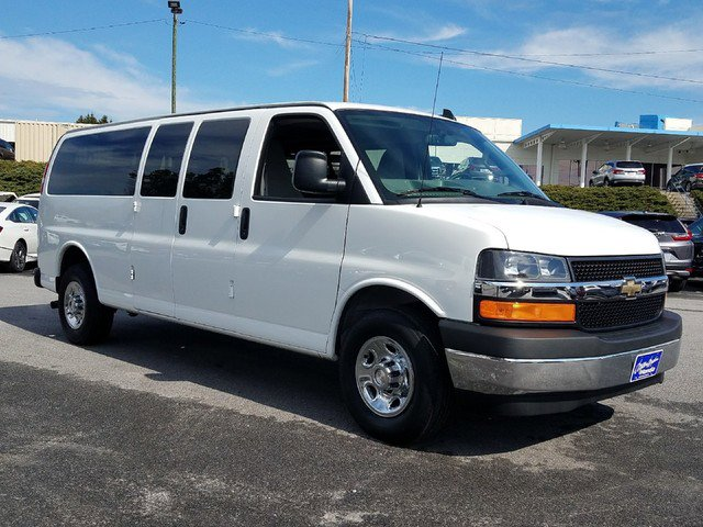 Used 2017 Chevrolet Express Passenger in Gainesville, GA