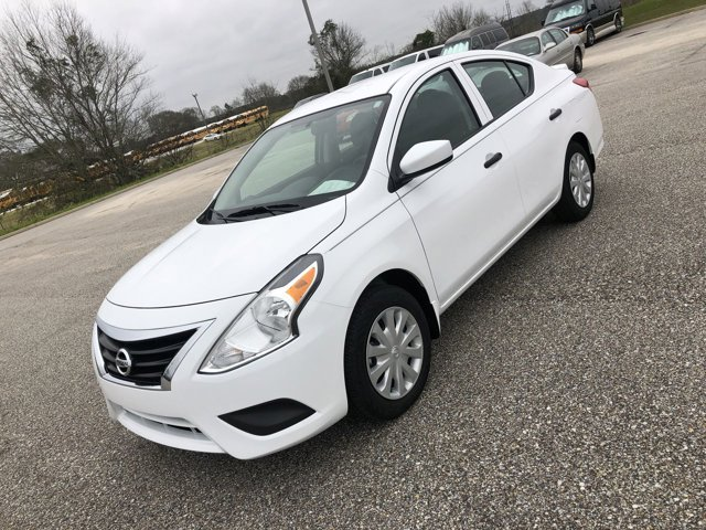 Used 2019 Nissan Versa in Dothan & Enterprise, AL